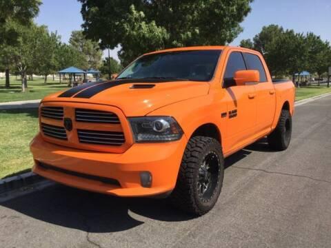 2017 RAM Ram Pickup 1500 for sale at Del Sol Auto Sales in Las Vegas NV