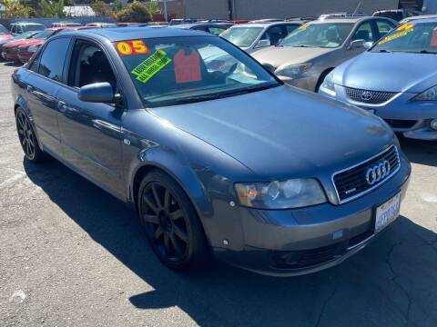 2005 Audi A4 for sale at North County Auto in Oceanside CA