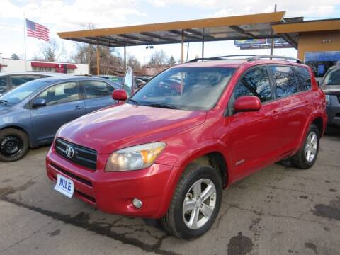 2008 Toyota RAV4 for sale at Nile Auto Sales in Denver CO