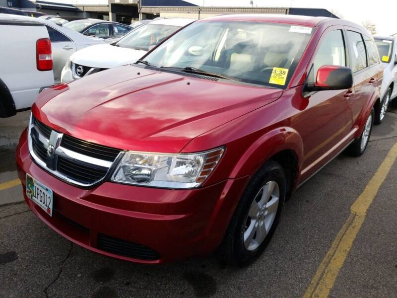 2009 Dodge Journey for sale at LUXURY IMPORTS AUTO SALES INC in North Branch MN