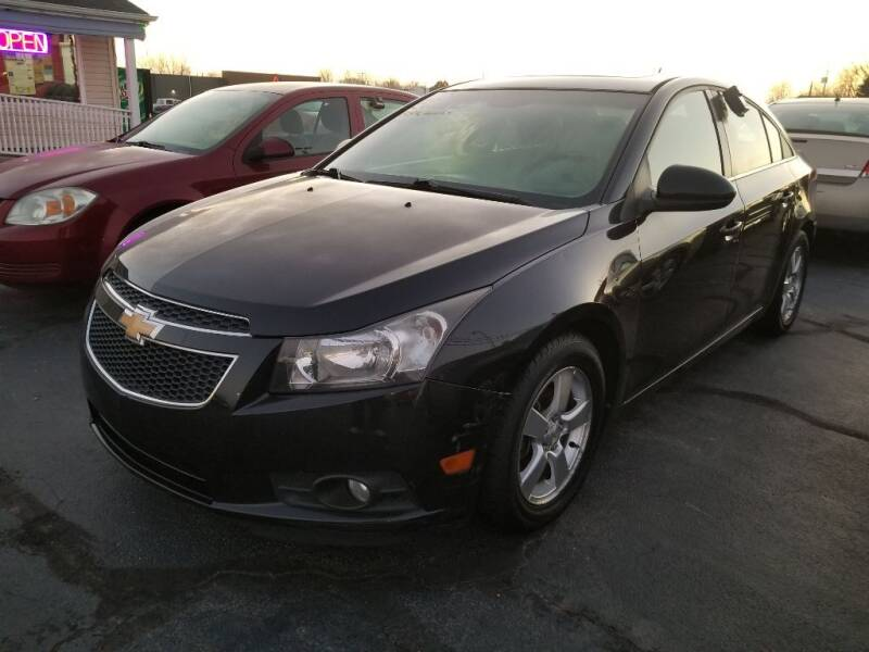 2011 Chevrolet Cruze for sale at Larry Schaaf Auto Sales in Saint Marys OH