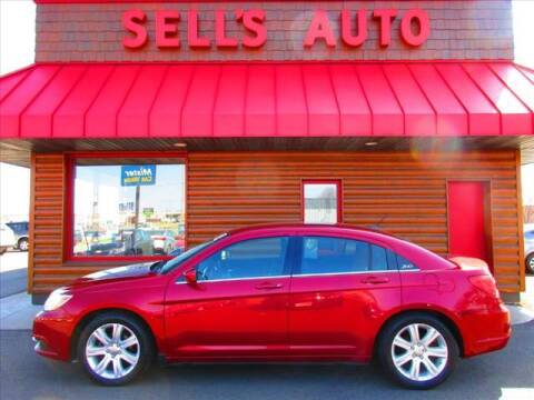 2014 Chrysler 200 for sale at Sells Auto INC in Saint Cloud MN