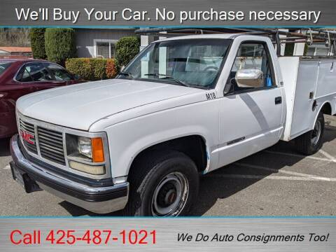 1990 GMC Sierra 2500 for sale at Platinum Autos in Woodinville WA