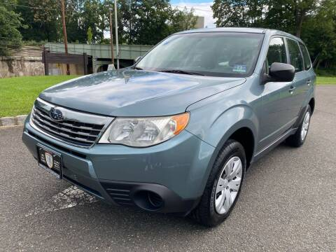 2010 Subaru Forester for sale at Mula Auto Group in Somerville NJ
