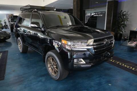 2020 Toyota Land Cruiser for sale at OC Autosource in Costa Mesa CA