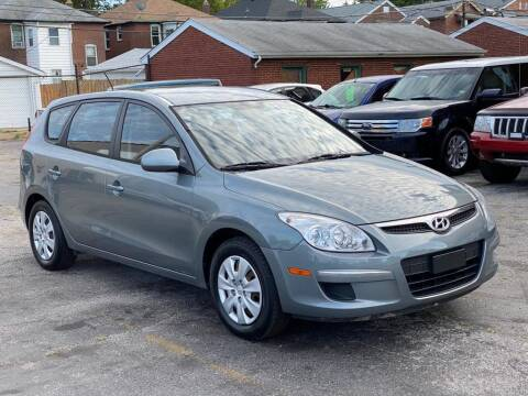 2010 Hyundai Elantra Touring for sale at IMPORT Motors in Saint Louis MO
