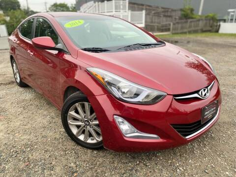 2014 Hyundai Elantra for sale at Best Cars Auto Sales in Everett MA