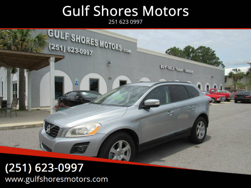 2010 Volvo XC60 for sale at Gulf Shores Motors in Gulf Shores AL