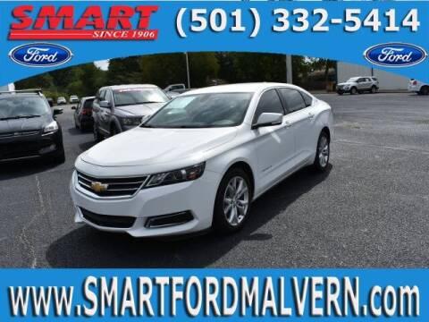 2017 Chevrolet Impala for sale at Smart Auto Sales of Benton in Benton AR