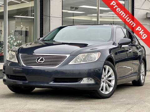 2009 Lexus LS 460 for sale at Carmel Motors in Indianapolis IN