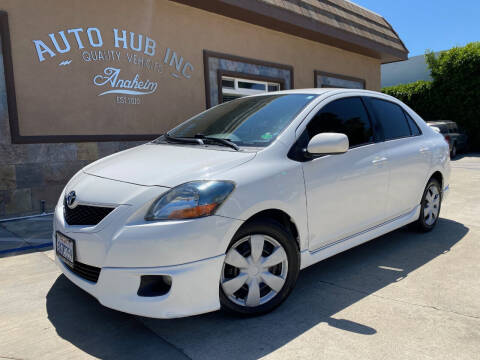 2009 Toyota Yaris for sale at Auto Hub, Inc. in Anaheim CA