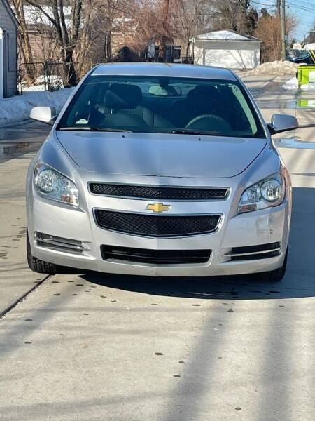 2011 Chevrolet Malibu for sale at Suburban Auto Sales LLC in Madison Heights MI