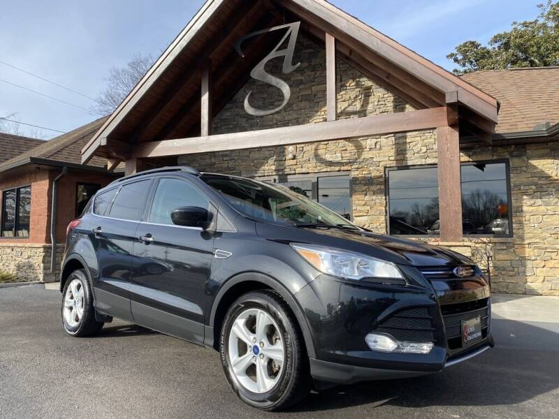 2015 Ford Escape for sale at Auto Solutions in Maryville TN