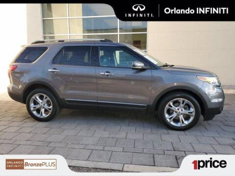 2013 Ford Explorer for sale at Orlando Infiniti in Orlando FL