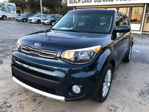 2018 Kia Soul for sale at Beach Cars in Fort Walton Beach FL