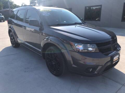 2016 Dodge Journey for sale at Tigerland Motors in Sedalia MO