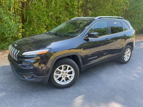 2016 Jeep Cherokee for sale at Import Performance Sales in Raleigh NC
