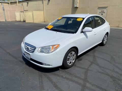 2010 Hyundai Elantra for sale at TOP QUALITY AUTO in Rancho Cordova CA