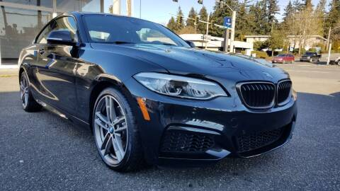 2020 BMW 2 Series for sale at Seattle Auto Deals in Everett WA