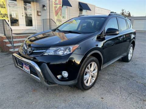 2015 Toyota RAV4 for sale at Best Price Auto Sales in Methuen MA