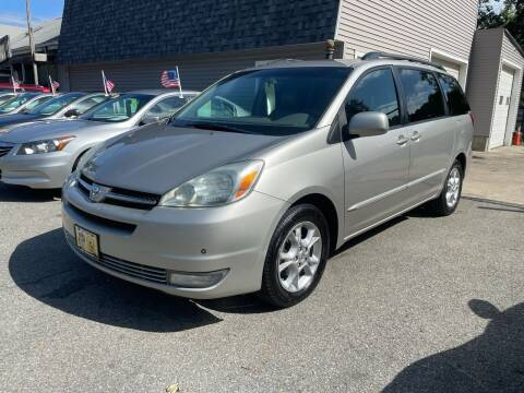 2004 Toyota Sienna for sale at JK & Sons Auto Sales in Westport MA