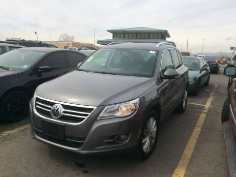 2011 Volkswagen Tiguan for sale at Capitol Hill Auto Sales LLC in Denver CO