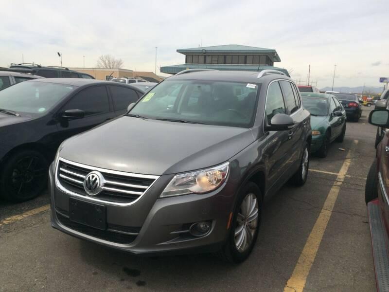 2011 Volkswagen Tiguan for sale at Capitol Hill Auto Sales LLC in Denver CO