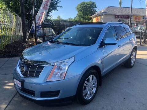 2011 Cadillac SRX for sale at DYNAMIC CARS in Baltimore MD