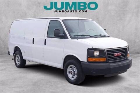 2015 GMC Savana Cargo for sale at Jumbo Auto & Truck Plaza in Hollywood FL