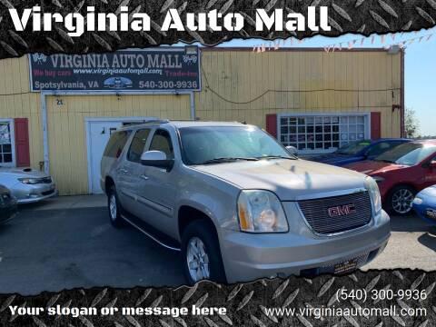 2007 GMC Yukon XL for sale at Virginia Auto Mall in Woodford VA