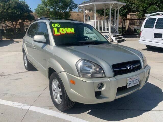 2006 Hyundai Tucson Limited 4dr SUV - Riverside CA