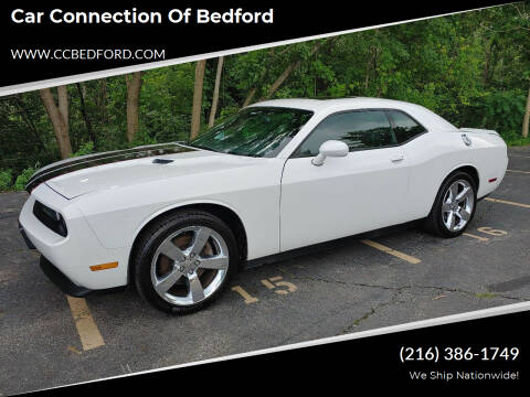 2011 Dodge Challenger for sale at Car Connection of Bedford in Bedford OH