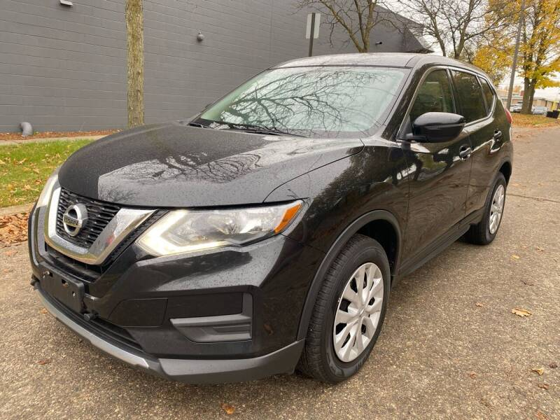 2017 Nissan Rogue for sale at Averys Auto Group in Lapeer MI