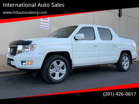 2012 Honda Ridgeline for sale at International Auto Sales in Hasbrouck Heights NJ