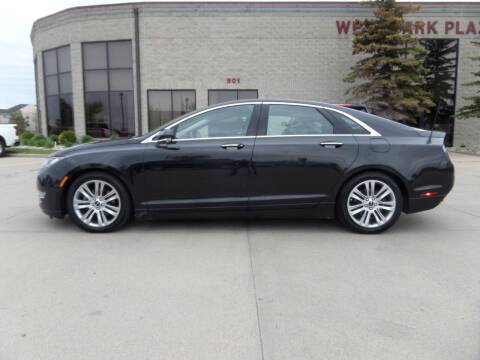 2013 Lincoln MKZ for sale at Elite Motors in Fargo ND
