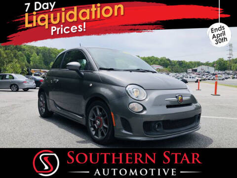 2013 FIAT 500 for sale at Southern Star Automotive, Inc. in Duluth GA