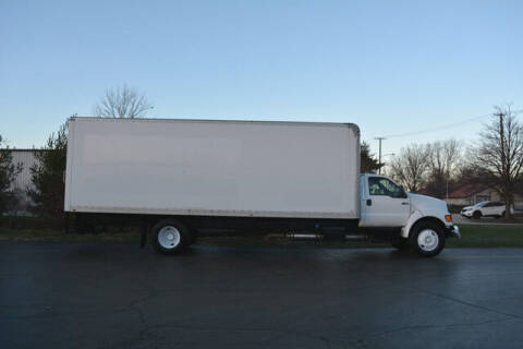 2012 Ford F-750 Super Duty for sale at Signature Truck Center - Box Trucks in Crystal Lake IL