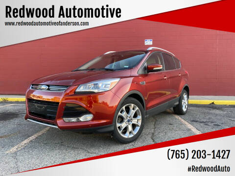 2014 Ford Escape for sale at Redwood Automotive in Anderson IN