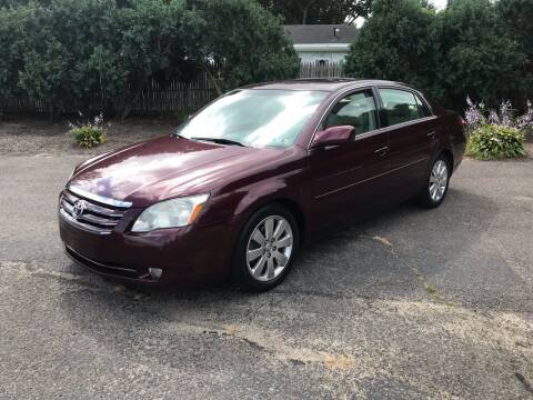 2007 Toyota Avalon for sale at Elwan Motors in West Long Branch NJ