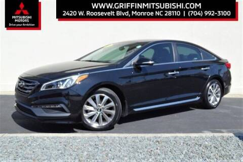 2016 Hyundai Sonata for sale at Griffin Mitsubishi in Monroe NC