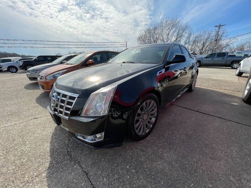 2013 Cadillac CTS for sale at Greg's Auto Sales in Poplar Bluff MO