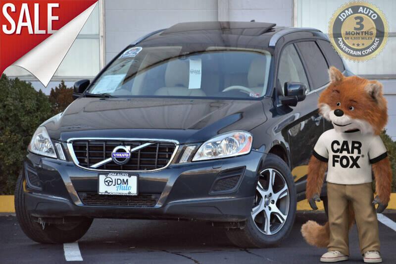 2011 Volvo XC60 for sale at JDM Auto in Fredericksburg VA