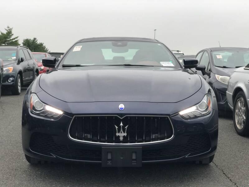 2017 Maserati Ghibli AWD S Q4 4dr Sedan - Newark NJ