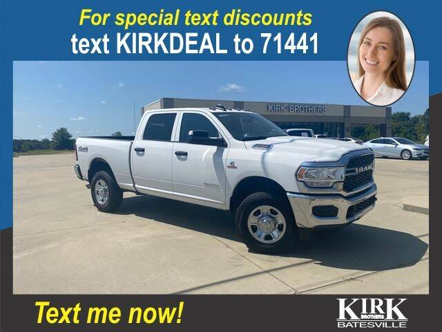 2020 RAM Ram Pickup 2500 for sale at Kirk Brothers Batesville in Batesville MS