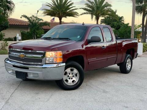2013 Chevrolet Silverado 1500 for sale at Citywide Auto Group LLC in Pompano Beach FL