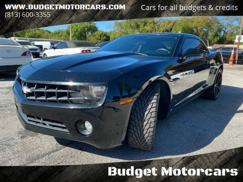 2010 Chevrolet Camaro for sale at Budget Motorcars in Tampa FL