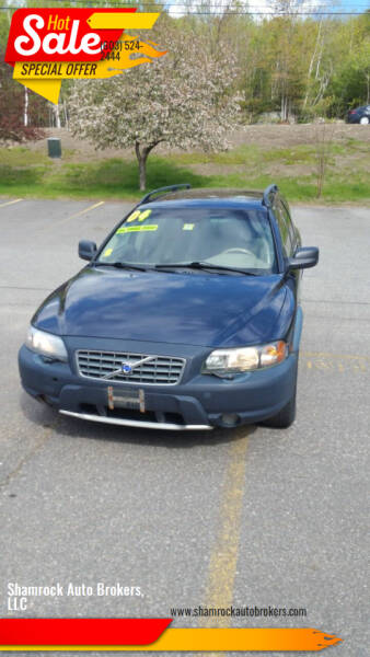 2004 Volvo XC70 for sale at Shamrock Auto Brokers, LLC in Belmont NH