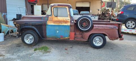 1956 Chevrolet 3100 for sale at COLLECTABLE-CARS LLC in Nacogdoches TX