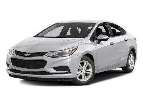 2016 Chevrolet Cruze for sale at Stephen Wade Pre-Owned Supercenter in Saint George UT