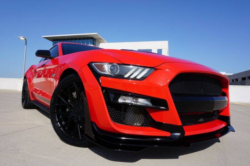 2016 Ford Mustang for sale at JD MOTORS in Austin TX